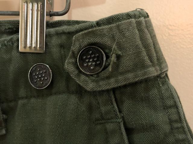 8月1日(水)大阪店ヴィンテージ入荷日!!#2 U.S.Military Part2編!NOS 40\'s USMC W.StitchChino&M-43 HBT FieldTrousers!!_c0078587_2253259.jpg