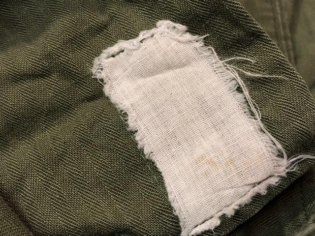 8月1日(水)大阪店ヴィンテージ入荷日!!#2 U.S.Military Part2編!NOS 40\'s USMC W.StitchChino&M-43 HBT FieldTrousers!!_c0078587_22543583.jpg