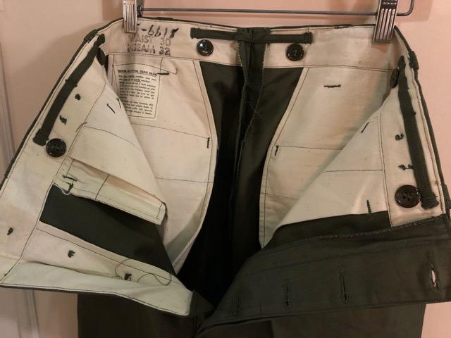 8月1日(水)大阪店ヴィンテージ入荷日!!#2 U.S.Military Part2編!NOS 40\'s USMC W.StitchChino&M-43 HBT FieldTrousers!!_c0078587_22571958.jpg