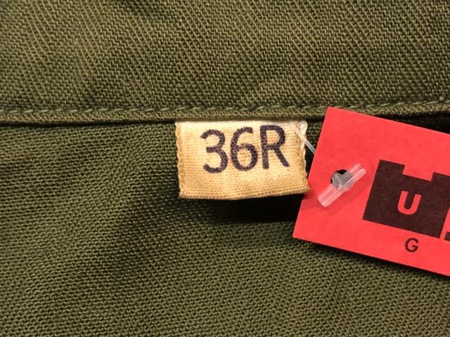 8月1日(水)大阪店ヴィンテージ入荷日!!#2 U.S.Military Part2編!NOS 40\'s USMC W.StitchChino&M-43 HBT FieldTrousers!!_c0078587_22584982.jpg