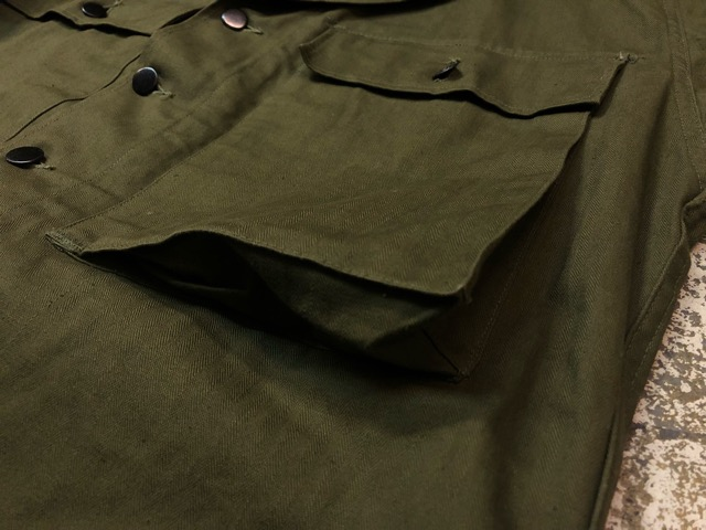 8月1日(水)大阪店ヴィンテージ入荷日!!#2 U.S.Military Part2編!NOS 40\'s USMC W.StitchChino&M-43 HBT FieldTrousers!!_c0078587_230455.jpg