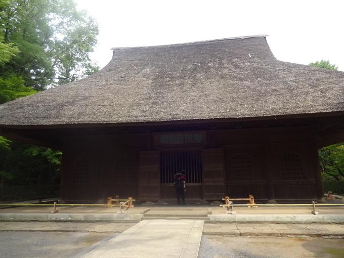 チャリで平林寺へ!_b0210688_16034632.jpg