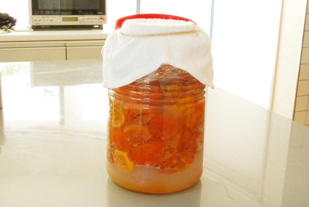 柿酢の作り方 簡単 プロ_c0122889_16305096.jpg