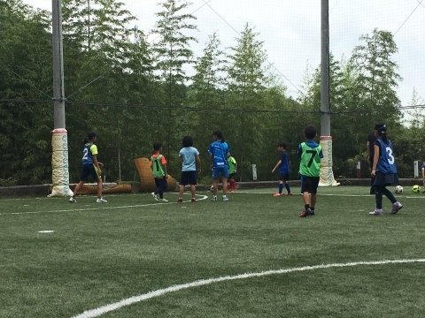 ゆるUNO 7/28(土) at UNOフットボールファーム_a0059812_18170663.jpg