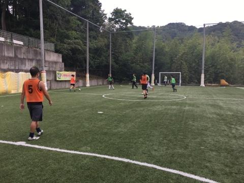 ゆるUNO 7/28(土) at UNOフットボールファーム_a0059812_18184021.jpg