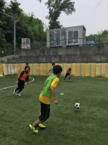 ゆるUNO 7/28(土) at UNOフットボールファーム_a0059812_18190899.jpg