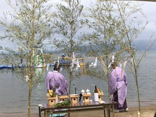 『猪苗代湖 第53回 湖まつり』_f0259324_12284168.jpg