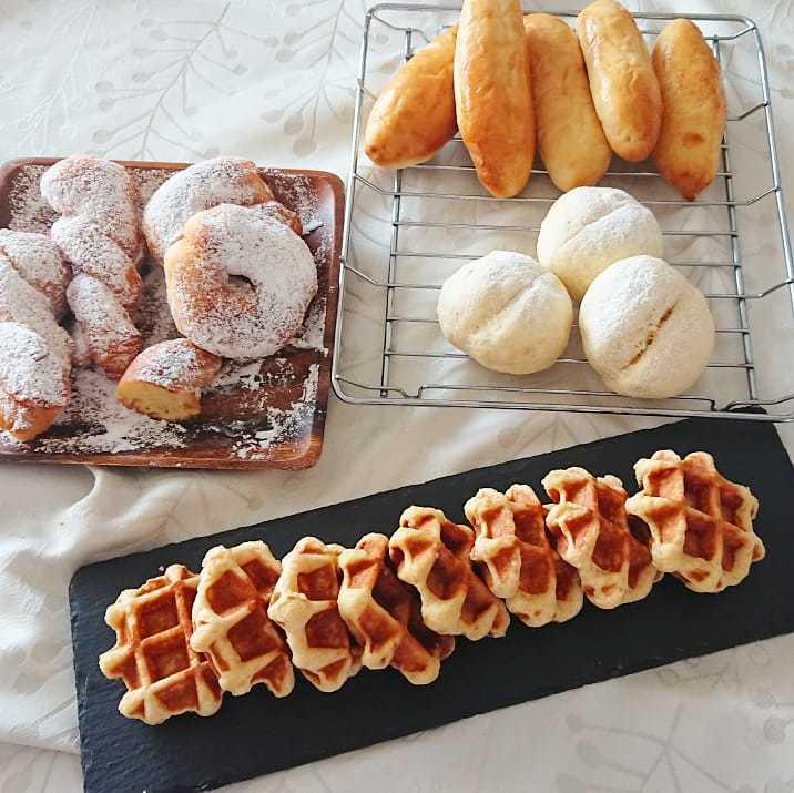 手作りパン屋さんと絶品マフィン_a0113430_07281171.jpg