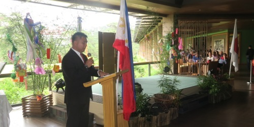 Philippines-Japan Friendship week in Baguio Country Club : July 28, 2018_a0109542_13480131.jpg