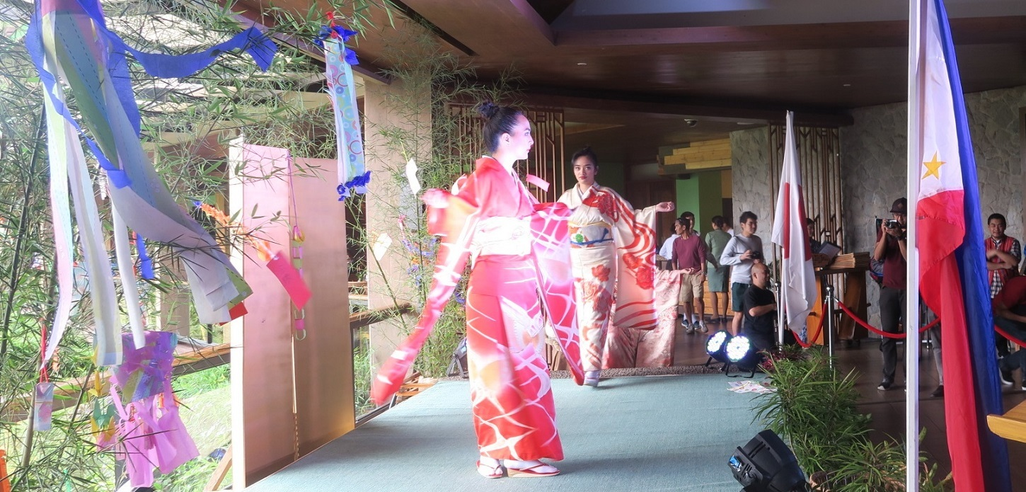 Philippines-Japan Friendship week in Baguio Country Club : July 28, 2018_a0109542_13555739.jpg