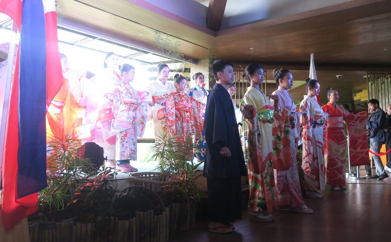 Philippines-Japan Friendship week in Baguio Country Club : July 28, 2018_a0109542_13570329.jpg
