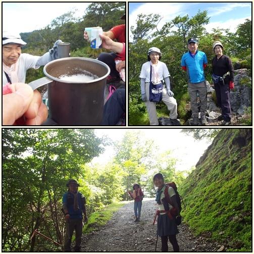 白岩山へ・・キレンゲショウマ_e0164643_15523952.jpg