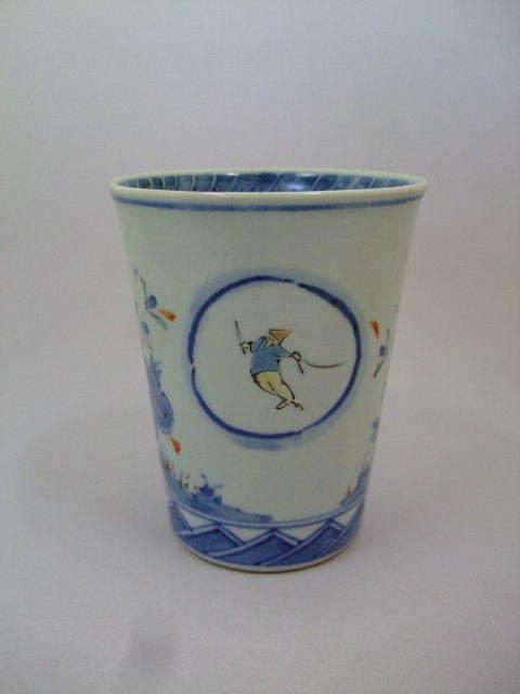 「暑い夏の手元に涼しげなカップはいかがでしょうか」_f0144646_11054887.jpg