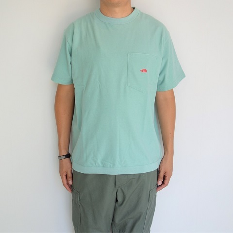 THE NORTH FACE PURPLE LABEL : High Bulky H/S Pocket Tee_a0234452_18230855.jpg