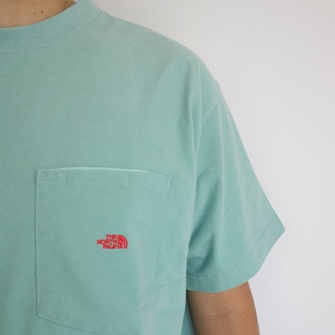 THE NORTH FACE PURPLE LABEL : High Bulky H/S Pocket Tee_a0234452_18231109.jpg