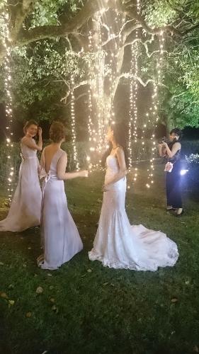 今年初めての花火は Wedding party ♡でした~_c0181058_12105912.jpg