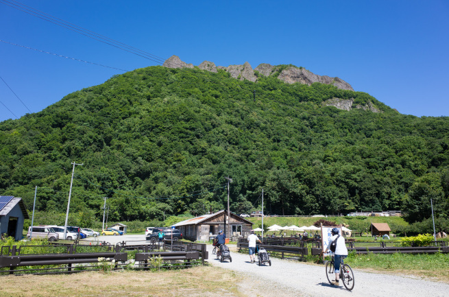 自転車でキャンプに行こうin八剣山行ってきました!_d0197762_13384242.jpg