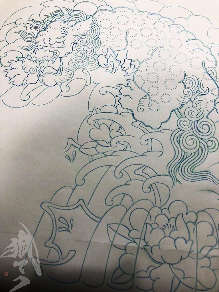 兵庫県 明石 タトゥーデザイン_e0261276_16473246.jpeg