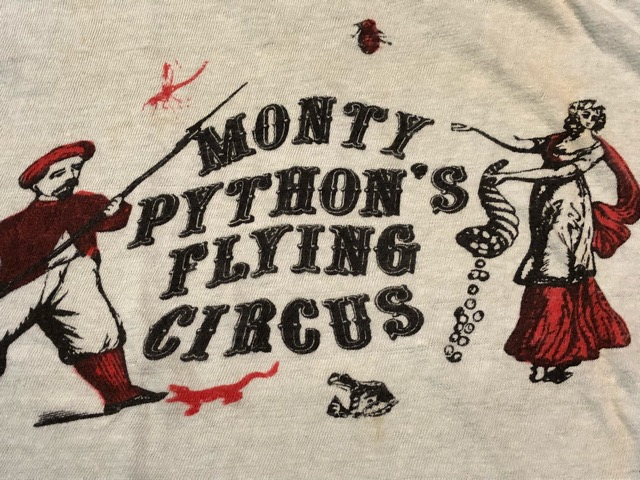 8月1日(水)大阪店ヴィンテージ入荷日!!#3 Vintage T-Shirt編!Snow White&The Six Punks!!_c0078587_1553723.jpg