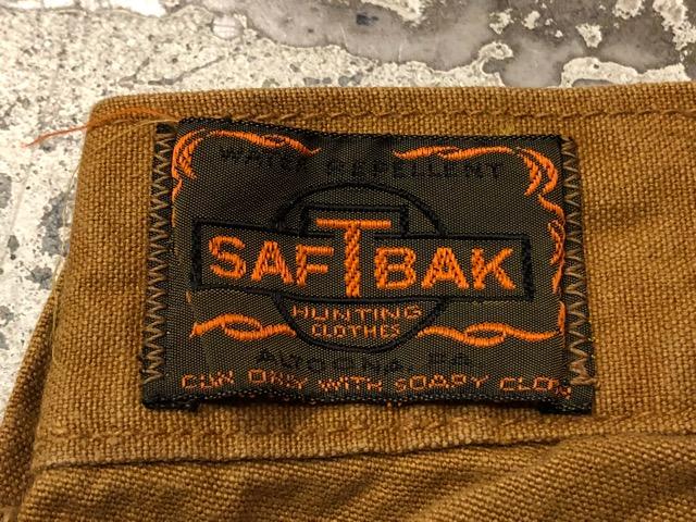 8月1日(水)大阪店ヴィンテージ入荷日!!#4 Vintage Hunting&BSA編!SUPERDUX x CARHARTT、FFA、Duxbak!!_c0078587_1610256.jpg