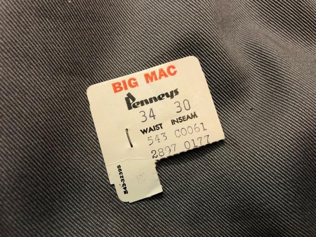 8月1日(水)大阪店ヴィンテージ入荷日!!#5 Work編!SUPER PAY DAY&NOS 60\'s BIG MAC!!_c0078587_1971082.jpg