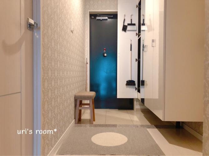 狭いマンション玄関!ときめくお掃除アイテムを選んでみたヽ(´▽`)/_a0341288_18523401.jpg
