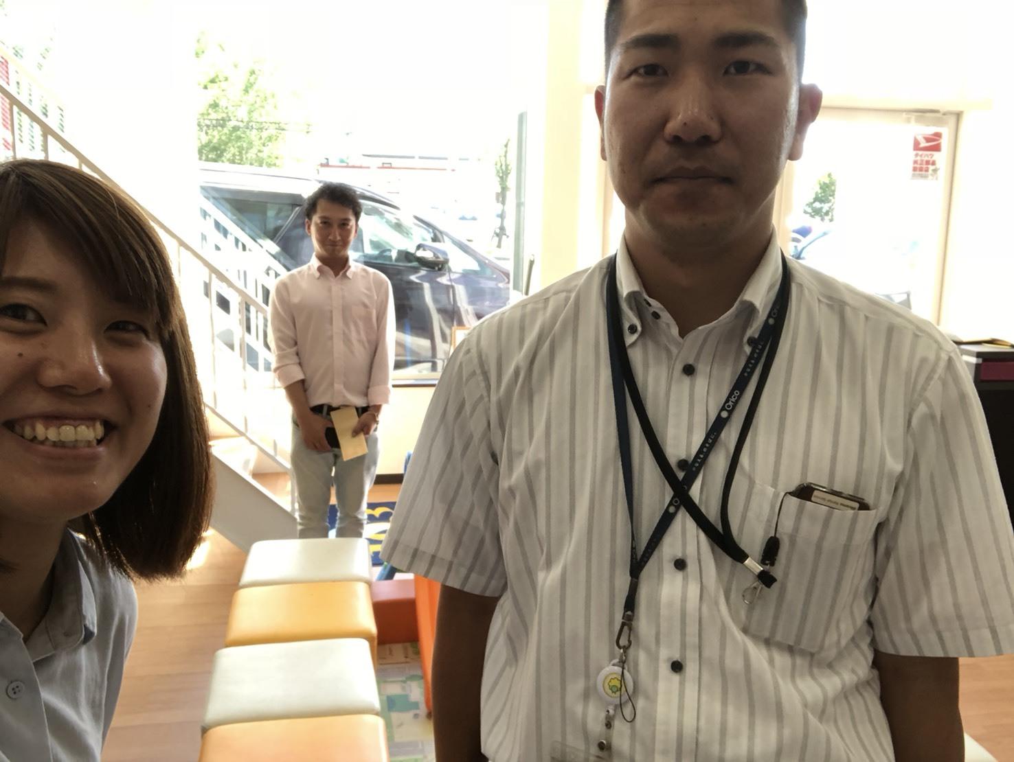 本店ブログ♪7月31日!月末最終日~☆ランクル ハマー アルファード_b0127002_18174867.jpg