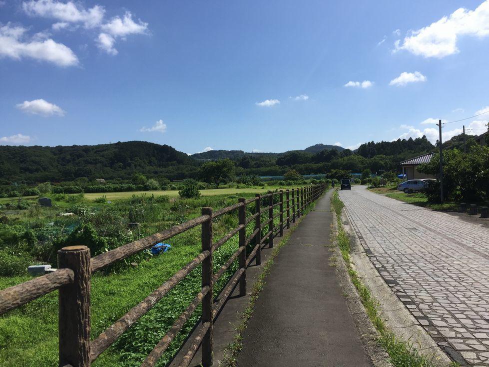 長男と自転車キャンプに行ってきました。_e0215910_16411085.jpg