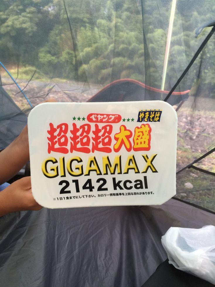 長男と自転車キャンプに行ってきました。_e0215910_16521441.jpg
