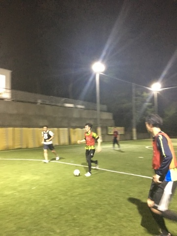 UNO 7/30(月) at UNOフットボールファーム_a0059812_16542801.jpg