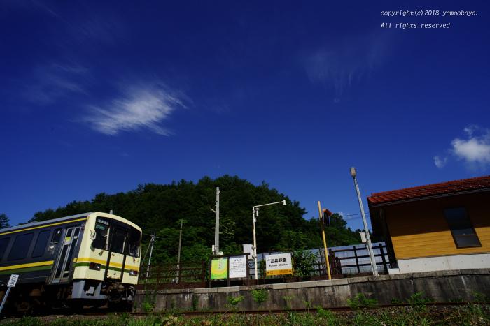 列車が戻って来る_d0309612_23460047.jpg