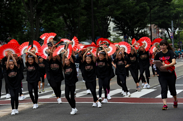 仙台市夏祭り 「スズメ踊り」_d0106628_20551662.jpg
