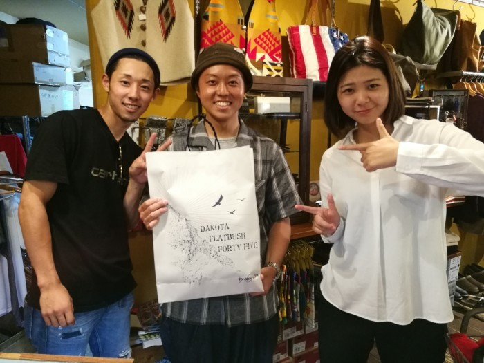 ZATTONより感謝の言葉!!!!_c0167336_13595215.jpg