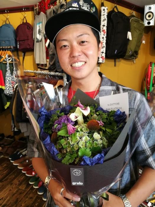 ZATTONより感謝の言葉!!!!_c0167336_14074731.jpg