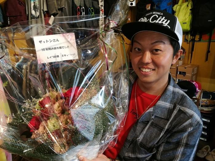 ZATTONより感謝の言葉!!!!_c0167336_14075095.jpg