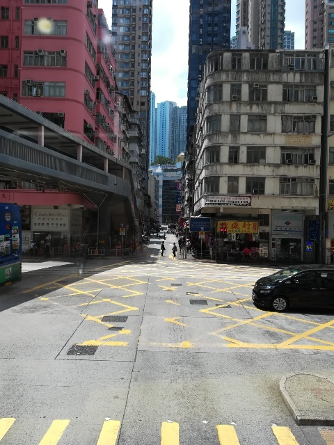 過海隧道巴士110號@尖東站→筲箕灣廣場_b0248150_15374975.jpg