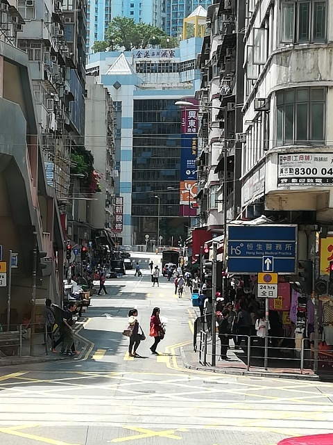 過海隧道巴士110號@尖東站→筲箕灣廣場_b0248150_15382105.jpg