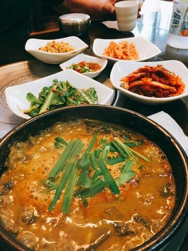 韓国の伝統健康食 どじょう汁で元気になる_b0060363_10402655.jpg