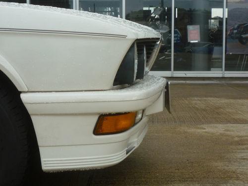 珍しい訪問者 クルマ編9 BMW M535iA_e0254365_18133976.jpg