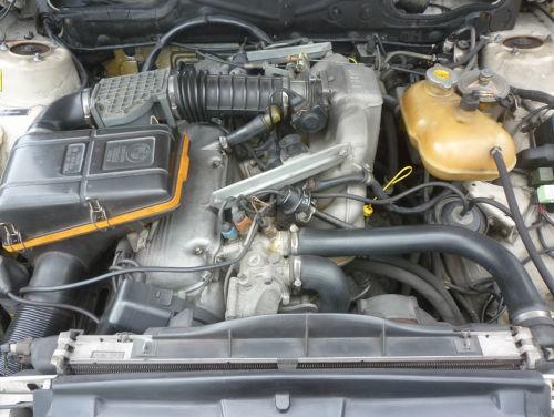 珍しい訪問者 クルマ編9 BMW M535iA_e0254365_18201662.jpg