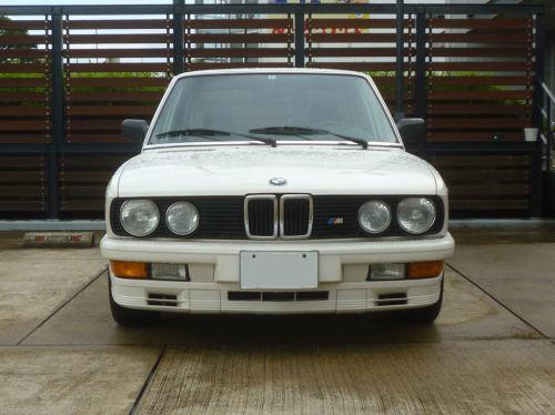 珍しい訪問者 クルマ編9 BMW M535iA_e0254365_18233246.jpg