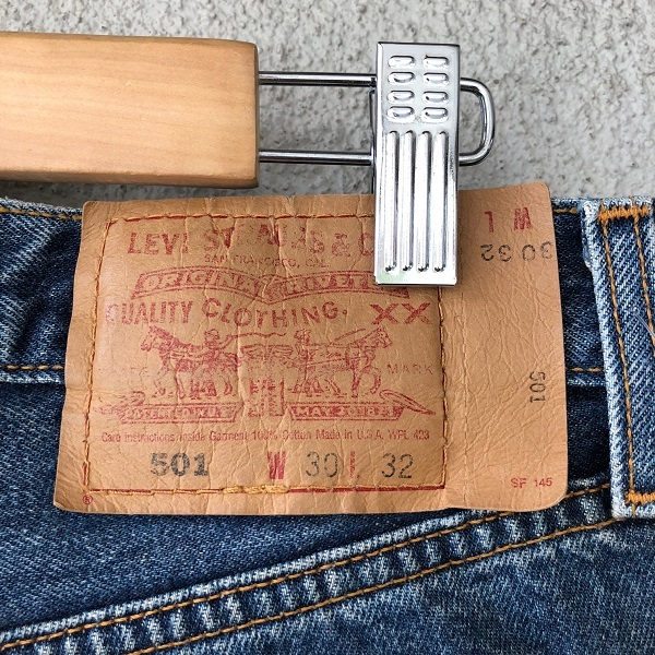 Levi\'s 501 MADE IN USA_c0146178_14014100.jpg
