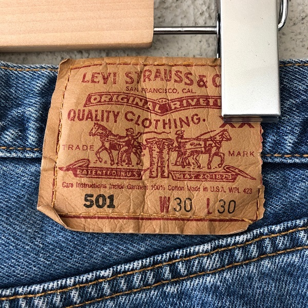 Levi\'s 501 MADE IN USA_c0146178_14032277.jpg