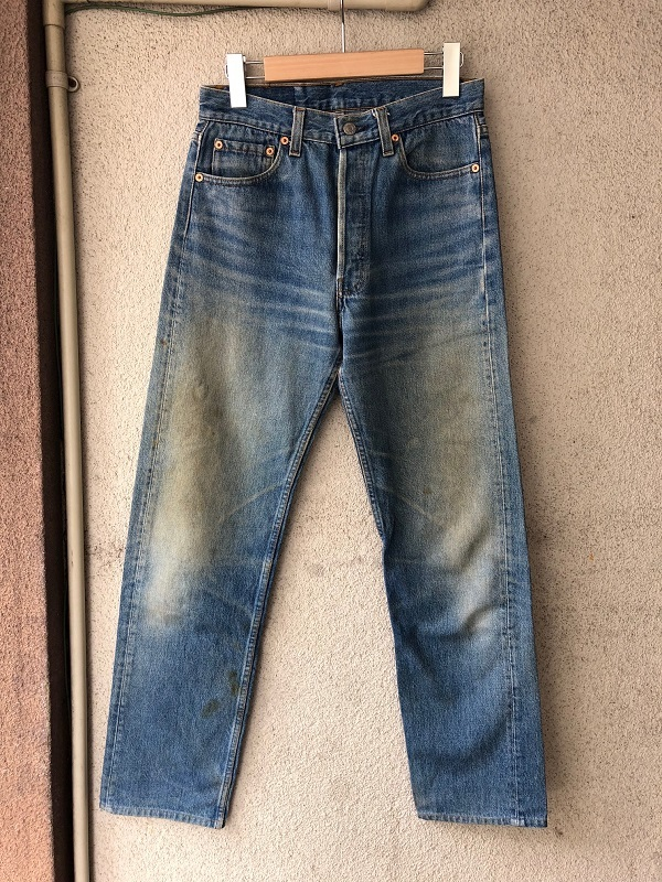Levi\'s 501 MADE IN USA_c0146178_14044151.jpg
