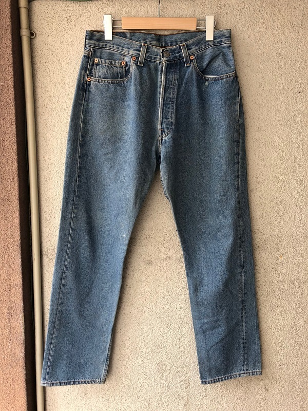 Levi\'s 501 MADE IN USA_c0146178_14053651.jpg