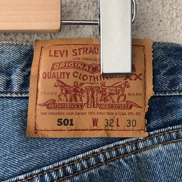 Levi\'s 501 MADE IN USA_c0146178_14055281.jpg