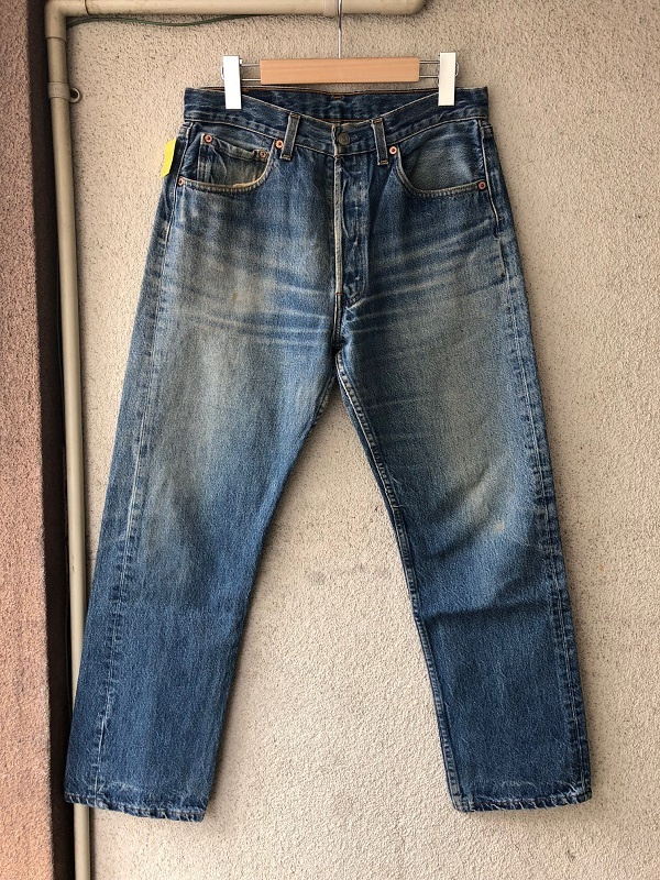 Levi\'s 501 MADE IN USA_c0146178_14061310.jpg