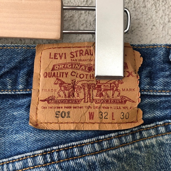 Levi\'s 501 MADE IN USA_c0146178_14062886.jpg