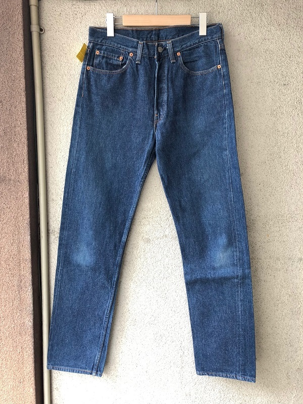 Levi\'s 501 MADE IN USA_c0146178_14070294.jpg