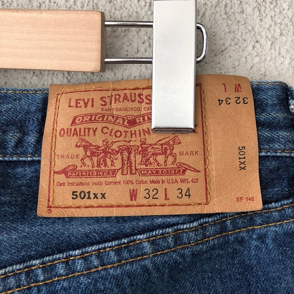 Levi\'s 501 MADE IN USA_c0146178_14080341.jpg